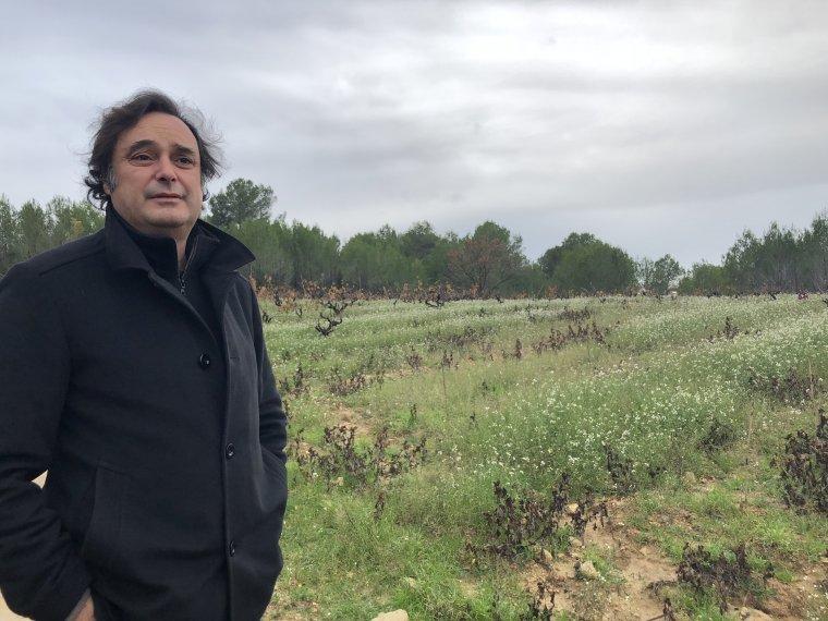Marcelo Desvalls propietari de Finca Viladellops