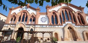 La Catedral del Vi del Pinell del Brai