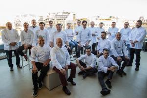 Els xefs del Passeig del Gourmet que es farà del 14 al 24 de març