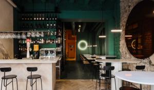 Orvay, al Born de Barcelona considerat pel seu disseny un dels millora restaurants de 2018