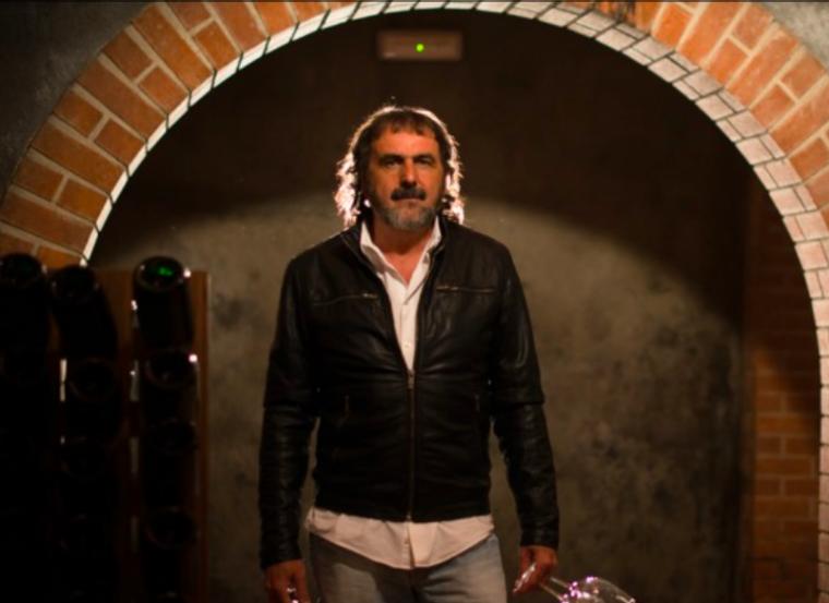 Luís Marín és el director tècnic del Celler Batea