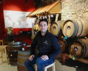 Carles Paüls, sommelier al Wine Palace de Terrassa, s'incorpora al jurat dels Premis Vinari