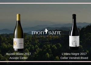 Els nous vins institucionals de la DO Montsant