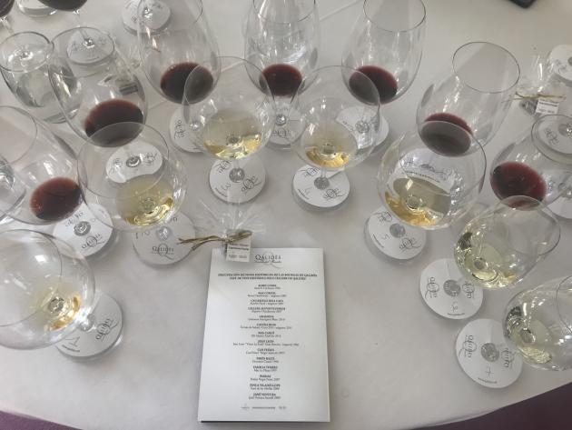 Tast de vins històrics dels celler Qalidès
