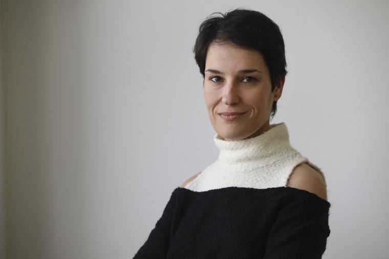 Ester Bachs, és la directora tècnica dels Premis Vinari