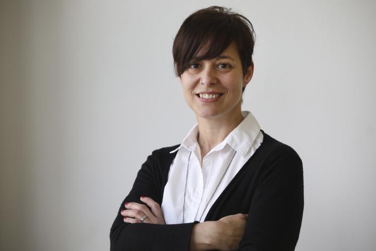 Eva Vicens és la directora dels Premis Vinari