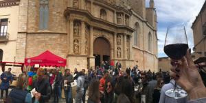 La Mostra de Vins i Caves de la DO Conca de Barberà es fa coincidint amb la Setmana Medieval de Montblanc