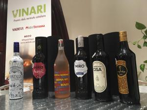 Tots els vermuts premiats amb un Vinari d'Or en la cinquena edició dels Premis Vinari