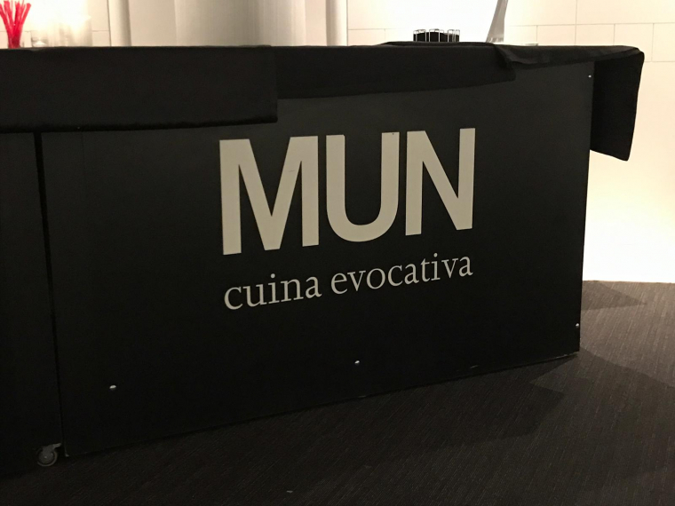 Restaurant Mun de l'hotel Don Cándido