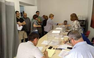 Les votacions a la DO Montsant s'han fet de les 10h a les 17h d'aquest dijous
