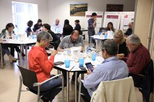 Prop de 80 tastadors formen el jurat dels Premis Vinari 2019