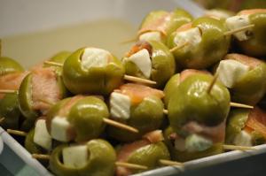Tapa d'olives