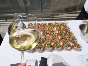 Tapes i vi que es podrà tastar a la Rambla de Barcelona del 6 al 10 de juny