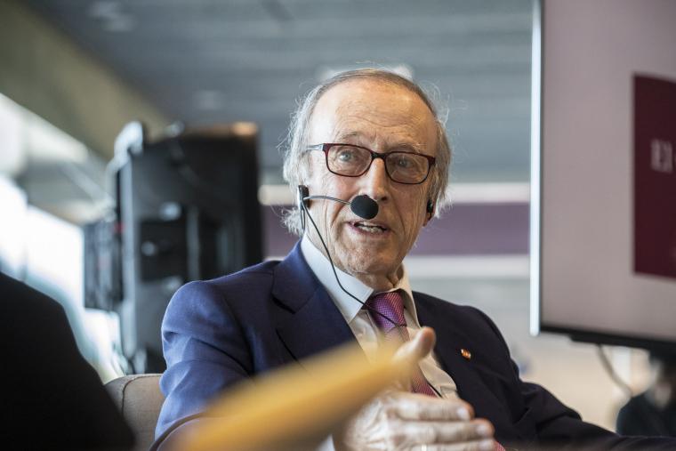 El president de Família Torres, Miquel A. Torres
