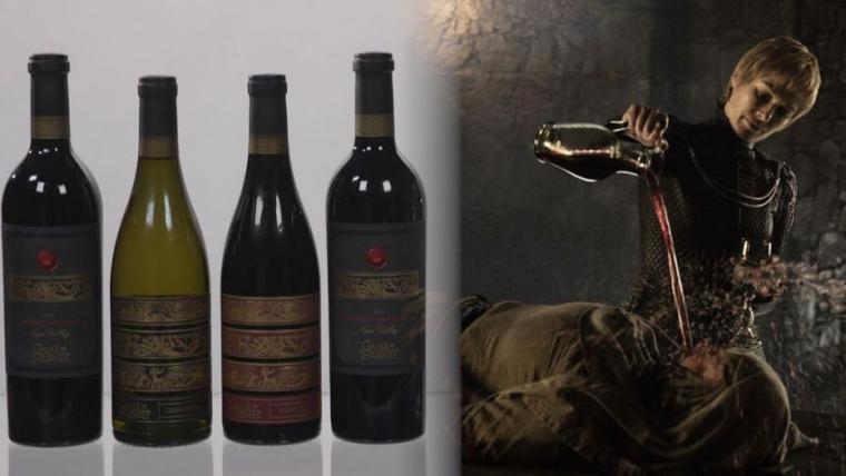 Els vins oficials de Joc de Trons