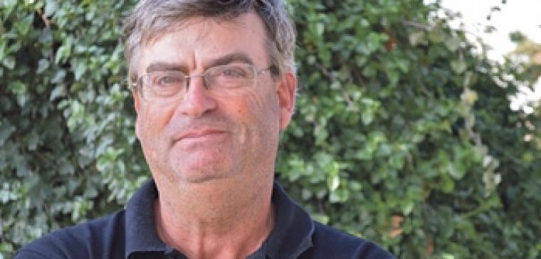 Joan Santó és el responsable de la vinya i el vi d'Unió de Pagesos