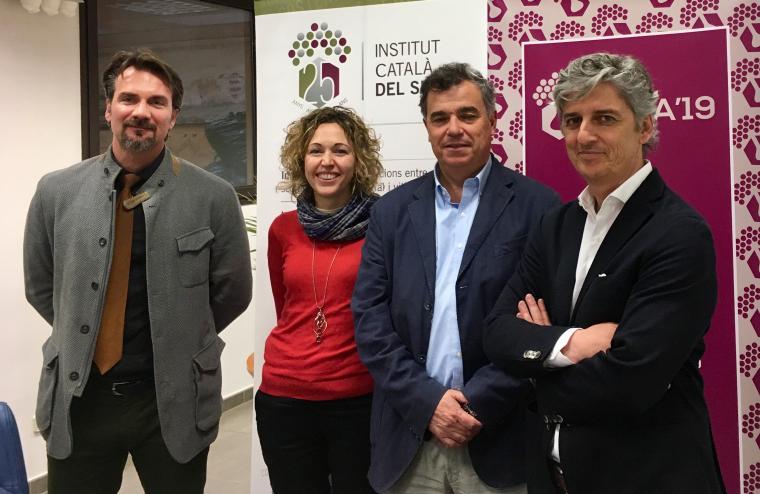 Nova etapa a l'Institut Català del Suro