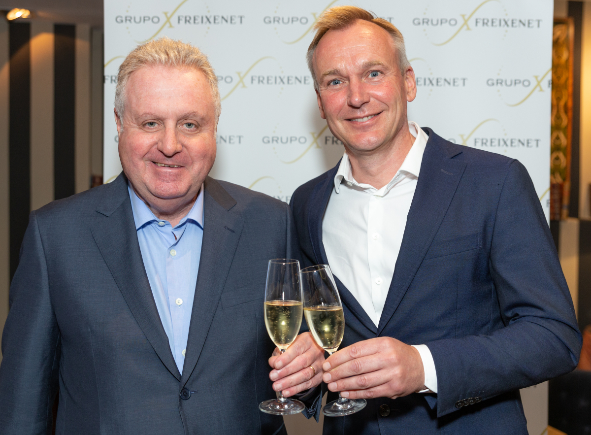 Andreas Brokemper i Pedro Ferrer consellers delegats de la companyia