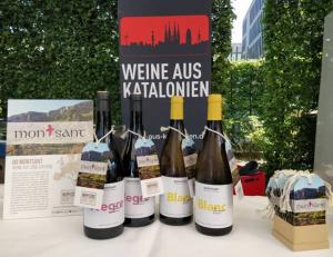 Els vins de la DO Montsant protagonites de la festa dels estats federats a Berlín