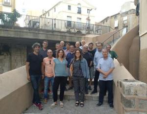 La nova junta de la DO Montsant presidida per Pilar Just
