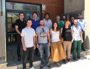 La nova junta de la DO Terra Alta estarà encapçalada per Joan Arrufí
