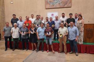Premiats del 29è Concurs de vins DO Conca de Barberà