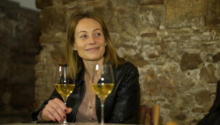 Anna Vicens és la presidenta de l'Associació Catalana de Sommeliers