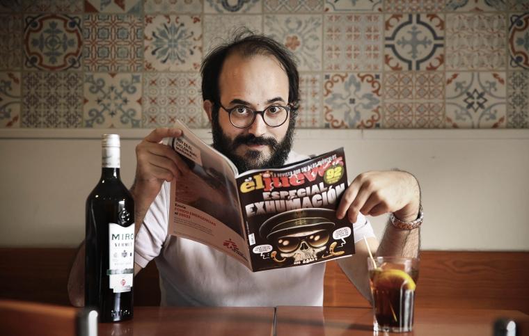 Guille Martínez Vela parla de l'humor, de les xarxes socials i de la ciutat amb el Tot Barcelona