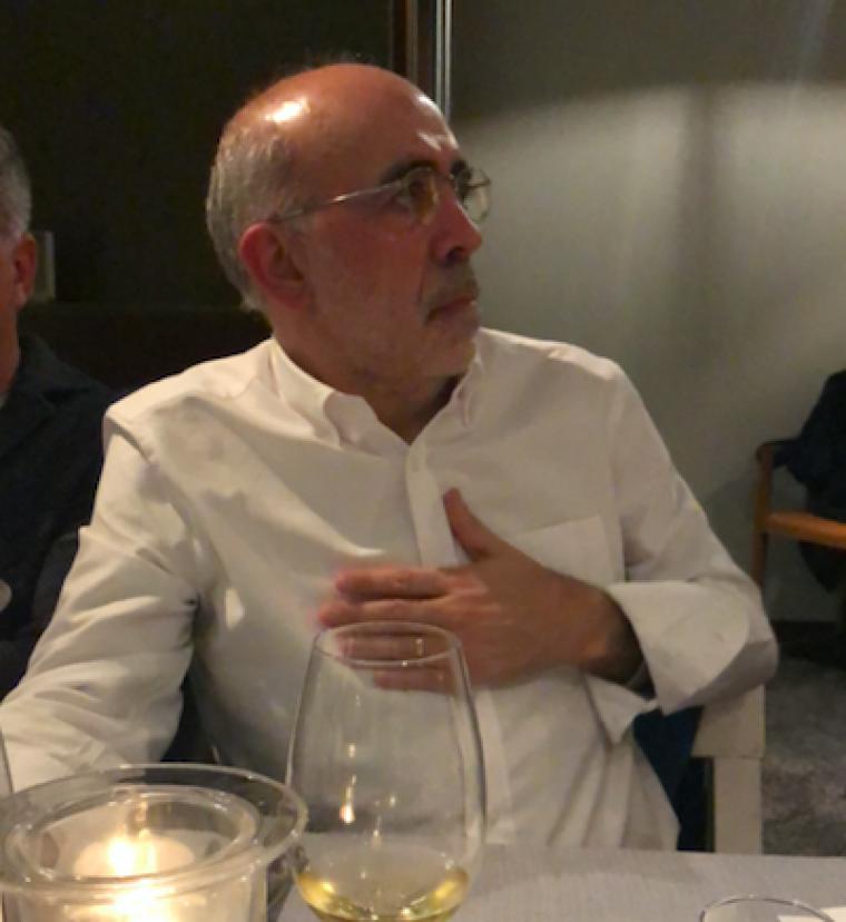 Jaume Vial és el director comercial de Mestres