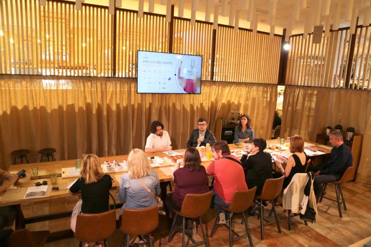 Presentació de la 7a edició del festival VinyaSons