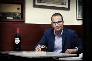David Jiménez per un vermut Miró amb el Tot Barcelona