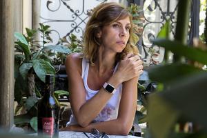 Cristina Puig està molt preocupada per la contaminació de Barcelona