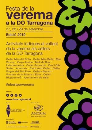 Festa de la Verema de la DO Tarragona