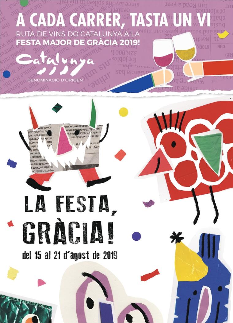 Festes Gràcia DO Catalunya
