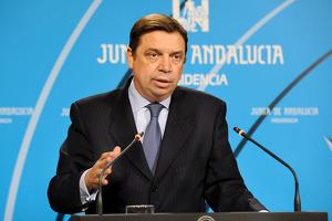 El ministre d'Agricultura, Luís Planas