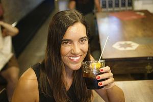 Eva Arderius fa el vermut amb el Tot Barcelona