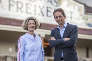 Martina Obregón i Ferran Sostres són la nova incorporació al Comitè Executiu de Freixenet