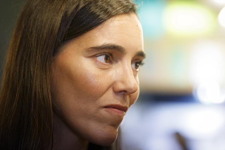 Eva Arderius diu que el vermut sempre és presagi d'alguna cosa bona