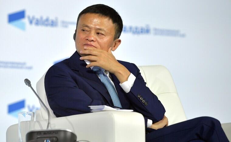 Jack Ma, es retira i regala vi amb missatge