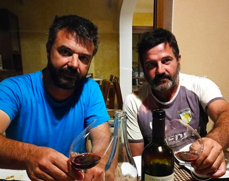 Ramon Jané de Mas Candí i Toni Carbó de La Salada