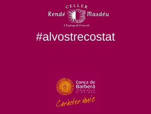 La DO Conca de Barberà amb el celler Rendé Masdéu