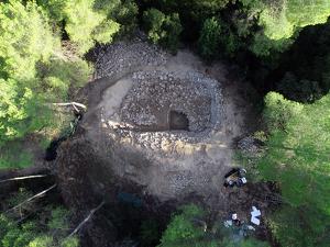 La Font de la Canya és un jaciment privilegiat per conèixer el passat vitivinícola del Penedès