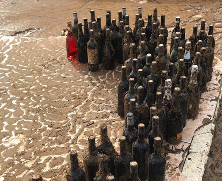 El vi de fang del celler Rendé Masdéu