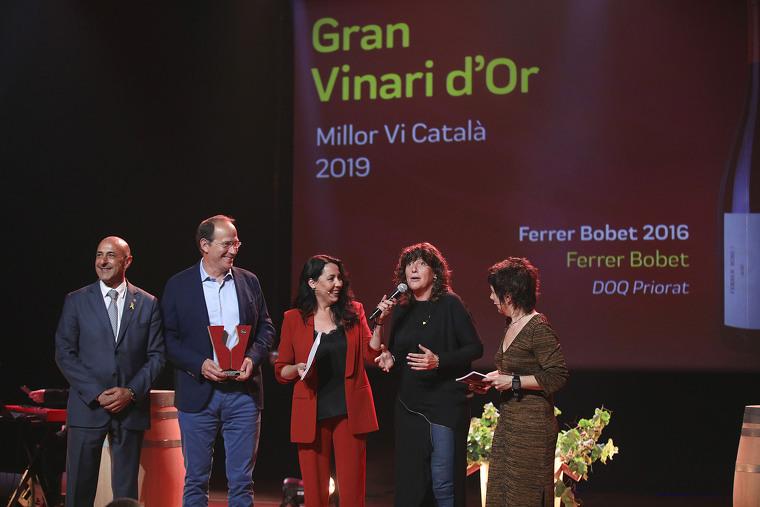 Els Premis Vinari 2019, en imatges