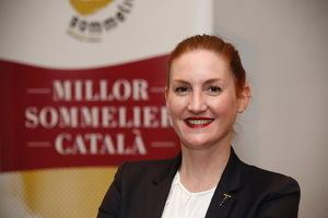 Adrey Doré torna a ser la Millor Sommelier de Catalunya