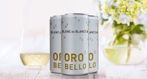 Oro Bello blanc de blancs en llauna