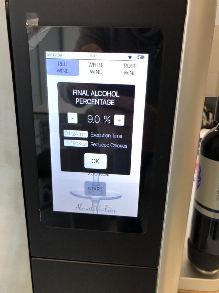 Cadascú podrà triar quants graus d'alcohol vol consumir