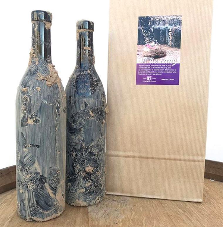 El Trepat del Jordiet de Rendé Masdéu ara és un vi de fang