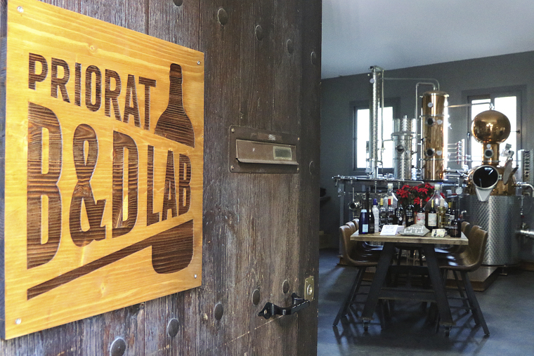 Priorat Lab obre portes a Bellmunt del Priorat