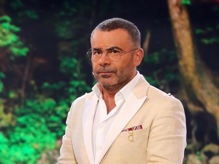 El presentador Jorge Javier Vázquez